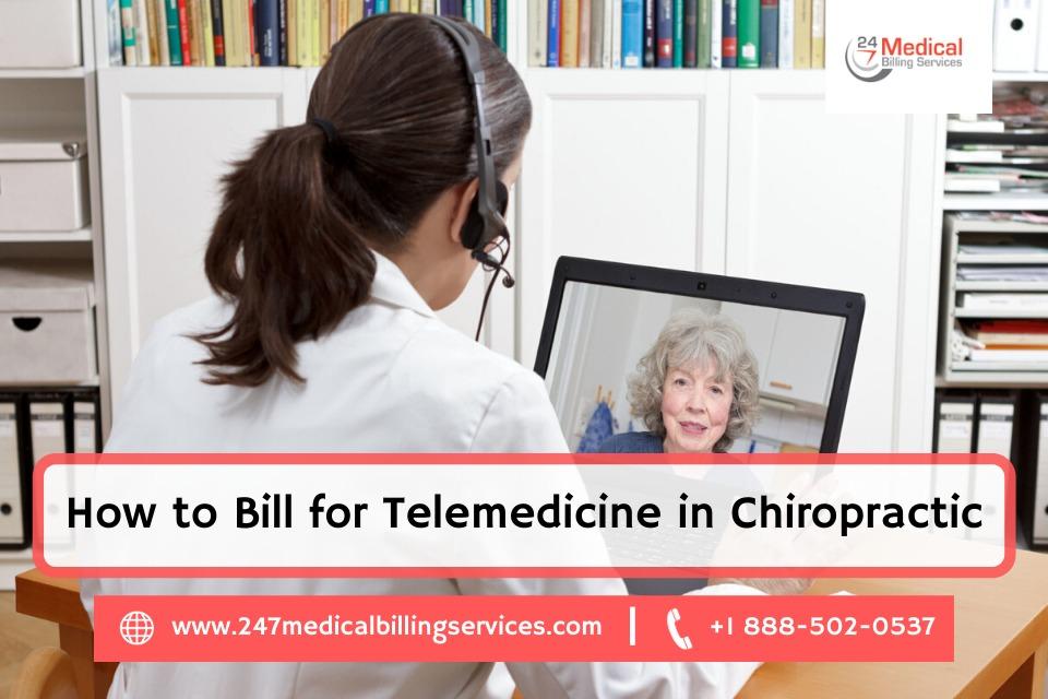 Telehealth in Chiropractic Billing