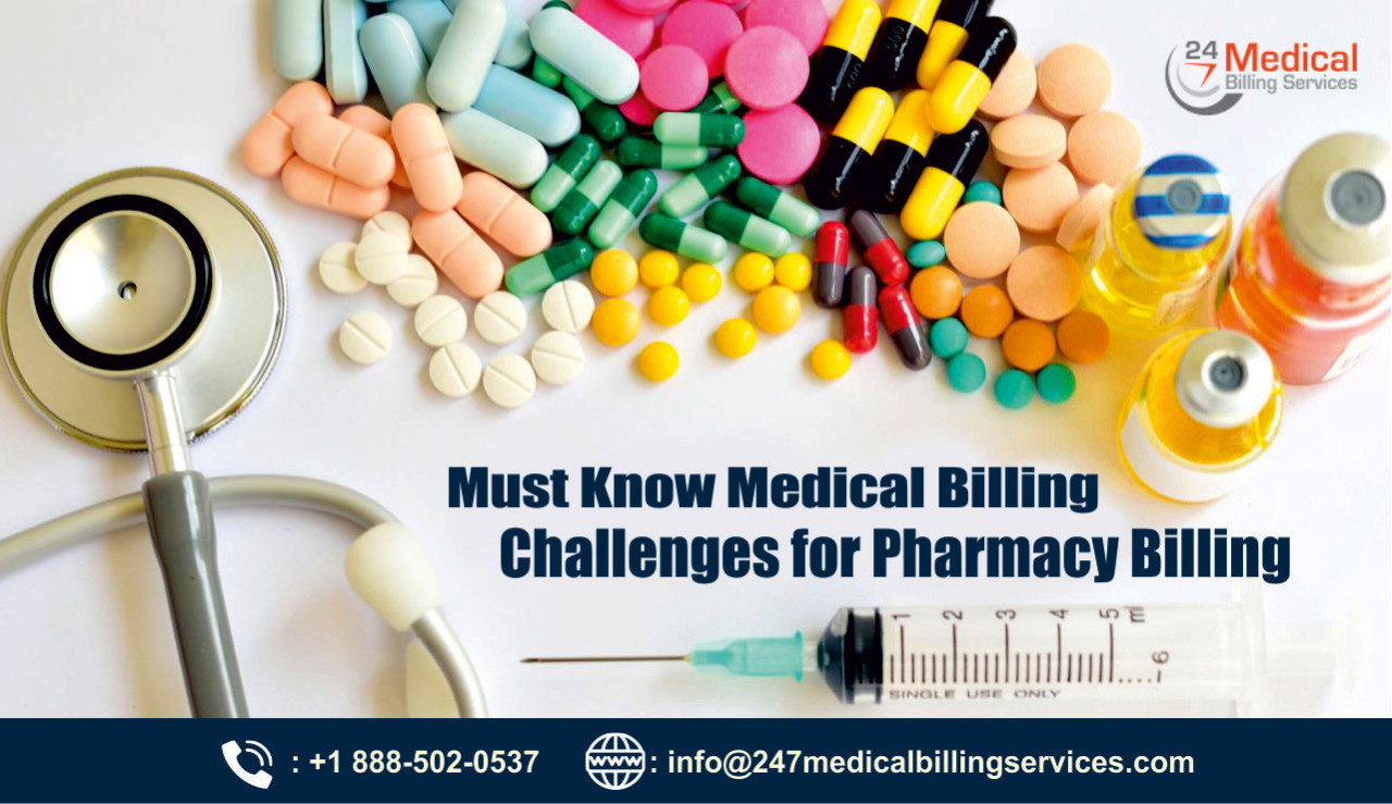 Must Know Medical Billing Challenges for Pharmacy Billing, Pharmacy Billing, Medical Billing Services, Medical Billing, Pharmacy Billing company, Pharmacy, Medical Billing Outsourcing