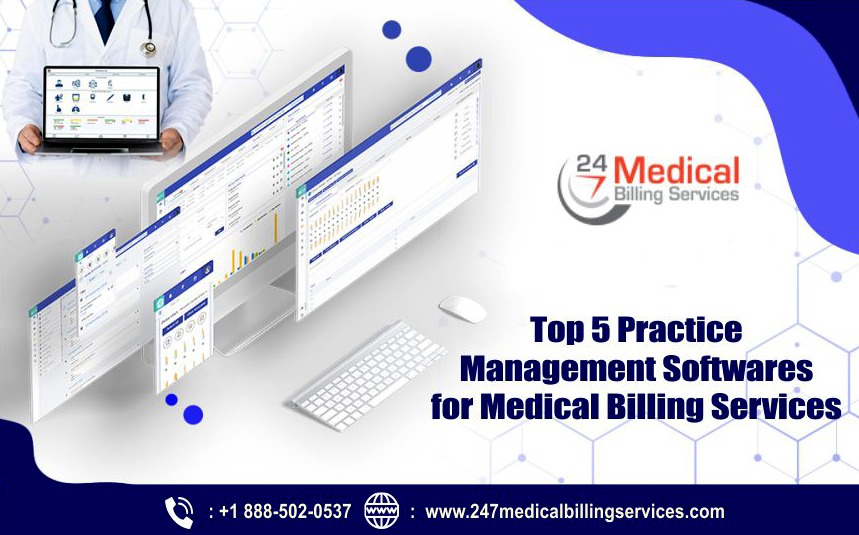 Top 5 Practice Management Software for Medical Billing Services
