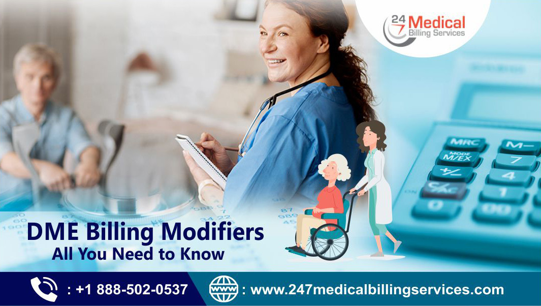 DME Medical Billing Modifiers – All You Need to Know