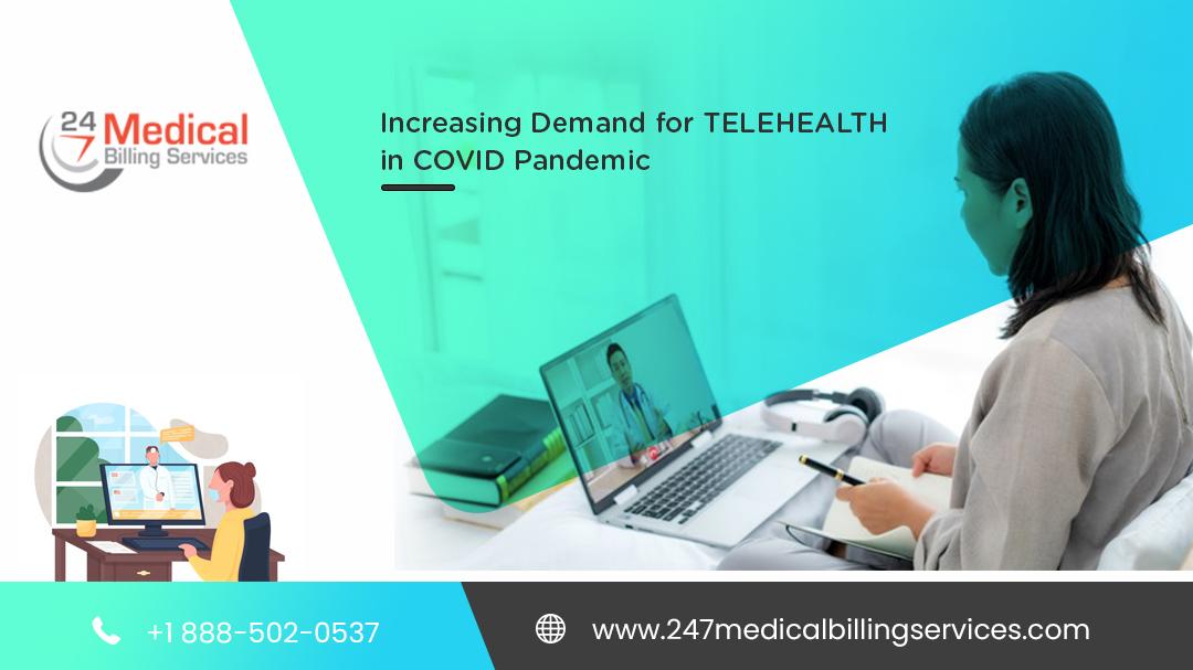 Increasing Demand for Telehealth in COVID Pandemic