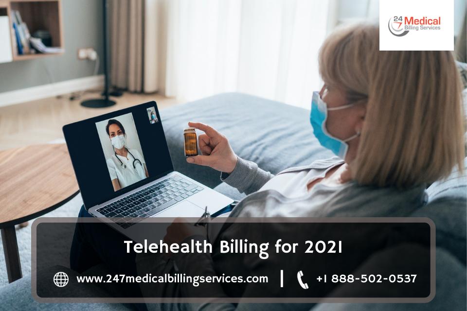 Telehealth Billing for 2021