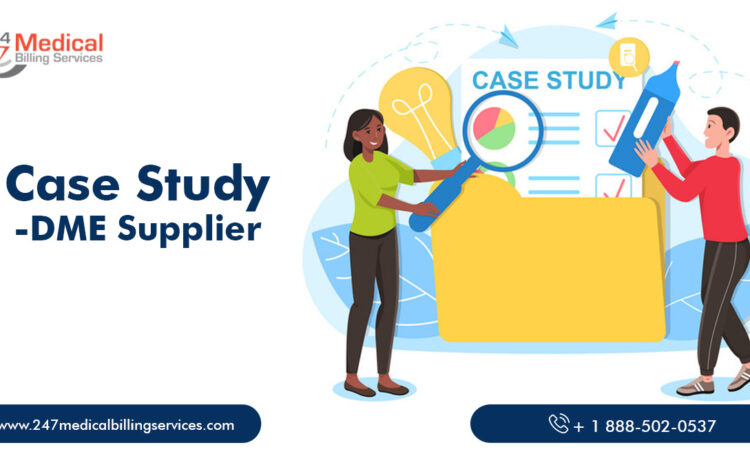 How this DME Supplier increased the revenue by 50%…