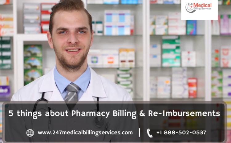 5 things about Pharmacy Billing & Re-Imbursements